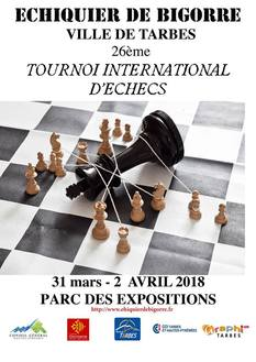 tournoi international d'échecs