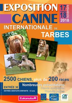 Exposition canine