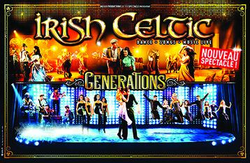 Irish Celtic « GENERATIONS »