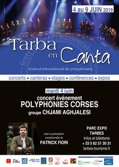 Concert Tarba en Canta