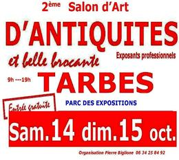 Salon D'art d'antiquités et belle brocante